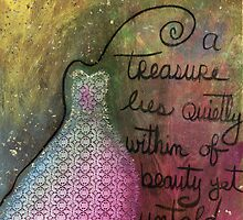 Treasure Lies Within by Lindsay Coleman