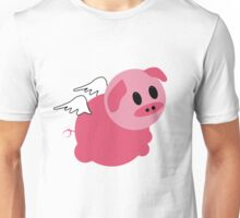 YOU'RE JUST A PIG INSIDE Unisex T-Shirt