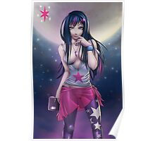 Pin-up MLP Twilight Sparkle Poster
