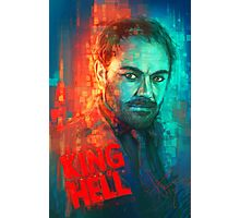 Crowley... King of Hell Photographic Print