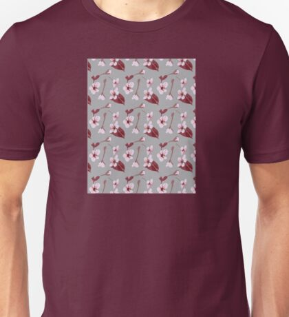Blossoms Blowing Unisex T-Shirt