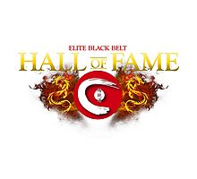 Seieido Elite Hall of Fame Shirt Photographic Print