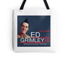 ED Grimley 2016 Tote Bag
