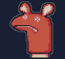 Sock Donkey Pixel by SpencerEX