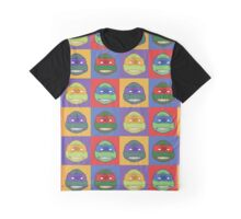 TMNT PoP Graphic T-Shirt