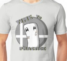 Time to practice  Unisex T-Shirt