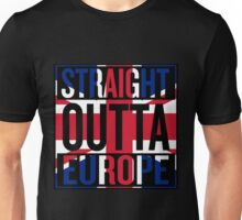 Straight Outta Europe Unisex T-Shirt