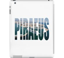 Piraeus iPad Case/Skin