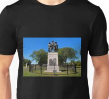 Fallen Timbers Monument -horizontal Unisex T-Shirt