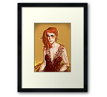 ginny couture Framed Print