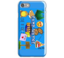 Camp Wayne Iphone 6/6s Case iPhone Case/Skin