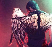 Daryl - Wing Studies by Sempaiko