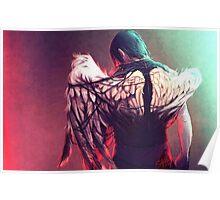 Daryl - Wing Studies Poster