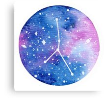 Cancer Constellation Canvas Print