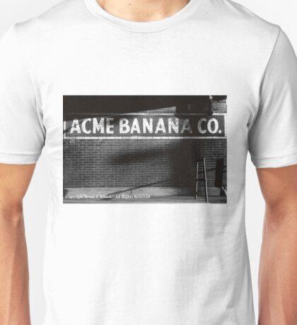 Acme Banana Unisex T-Shirt