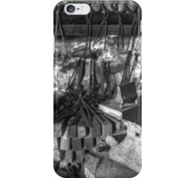A smithy's work place iPhone Case/Skin