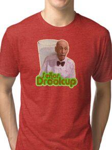 Señor Droolcup Tri-blend T-Shirt
