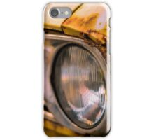 70s Vintage Rusty Car iPhone Case/Skin