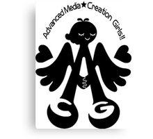 Advance Media Creation Girls!! Canvas Print