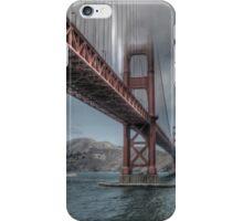 Golden Gate Bridge (Landscape) iPhone Case/Skin