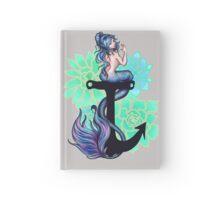 Succulent Siren  Hardcover Journal