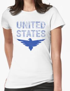 USMNT World Cup 2014 Womens Fitted T-Shirt