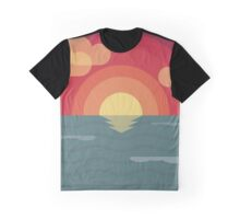 Sunburst Graphic T-Shirt