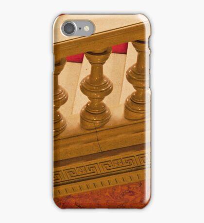 Bannister iPhone Case/Skin