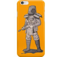 Rust Newman Soldier iPhone Case/Skin