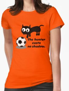 Cat with Football T-Shirt