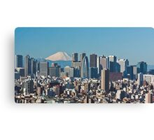 City Design Canvas Print