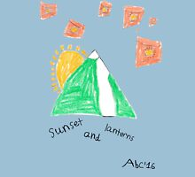 Sunset and Lanterns - ABC '16 Unisex T-Shirt