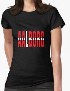 Aalborg. Womens Fitted T-Shirt