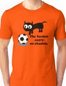 Cat Hunting a Ball Unisex T-Shirt