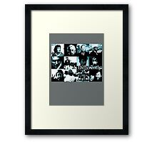 Think Differently  Homeage to Steve Jobs Framed Print