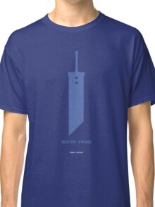 Buster Sword - Final Fantasy VII Classic T-Shirt