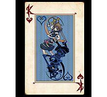 Kingdom of Hearts Photographic Print