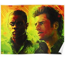 Psych - Adelic Poster