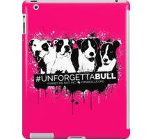 UnforgettaBULL (Pink Collection!) iPad Case/Skin