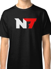 n7 mass effect Classic T-Shirt