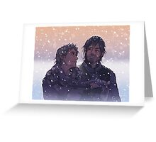 Caryl - Winter Challenge Greeting Card