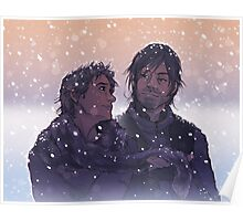 Caryl - Winter Challenge Poster