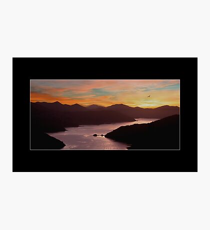 A Colourful World Photographic Print