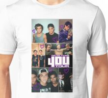 Dolan twins 4OU collage Unisex T-Shirt