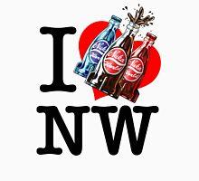 Nuka Cola - I Heart Nuka World Unisex T-Shirt