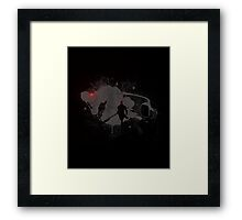 The Hollowed Champion Framed Print
