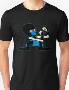 FIGHT! (sub-zero) Unisex T-Shirt