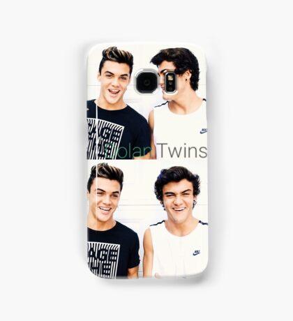 Grayson and Ethan happy <3 Samsung Galaxy Case/Skin