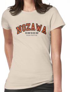 Nozawa Onsen Womens Fitted T-Shirt