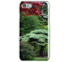 Wildenstein Japanese Garden - Mt Wilson NSW iPhone Case/Skin